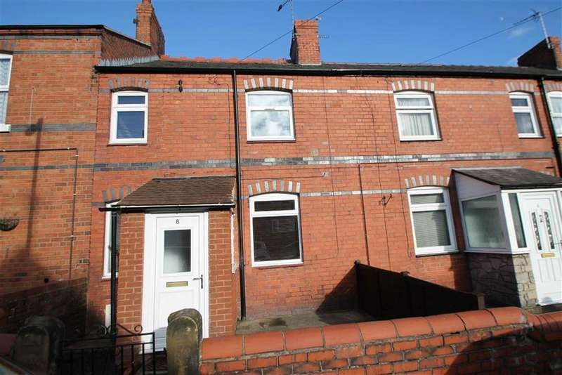 3 Bedrooms Terraced House for sale in Church Street, Rhostyllen, Wrexham