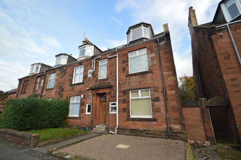 1 Bedroom Flat for sale in Fullarton Street, Kilmarnock, East Ayrshire, KA1 2QT