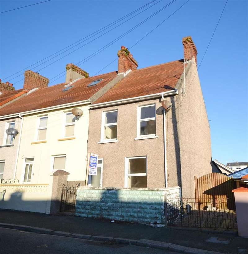 2 Bedrooms End Of Terrace House for sale in Milford Haven