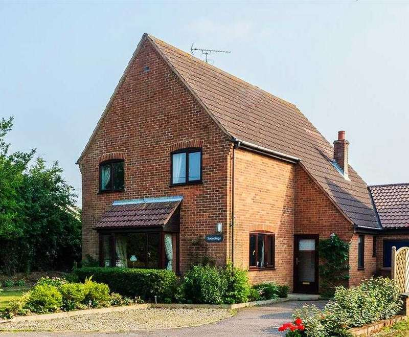 3 Bedrooms House for sale in Potter Heigham
