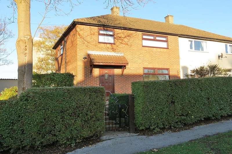 3 Bedrooms Semi Detached House for sale in Boggart Hill, Leeds, LS14