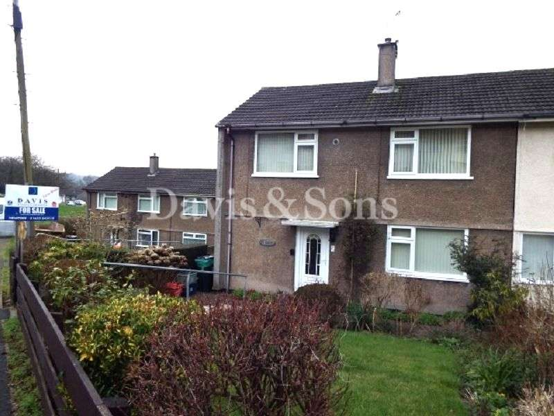 3 Bedrooms End Of Terrace House for sale in Graig Wood Close, Off Malpas Road, Newport. NP20 6HG