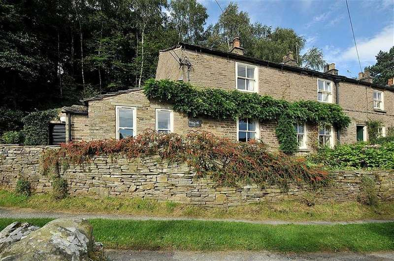 3 Bedrooms End Of Terrace House for sale in Wardle Cottages, Ingersley Vale, Macclesfield