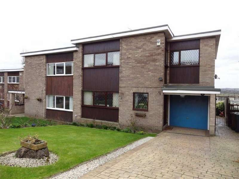 4 Bedrooms Semi Detached House for sale in Limes Close, Staincross, Barnsley, S75