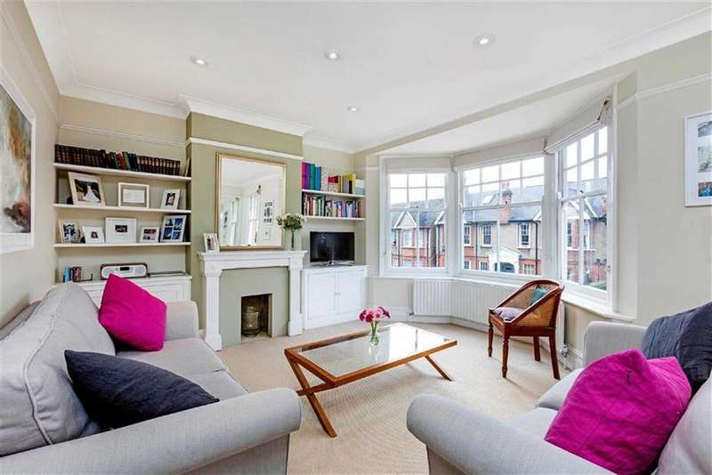 2 Bedrooms Maisonette Flat for sale in Panmuir Road, West Wimbledon, London
