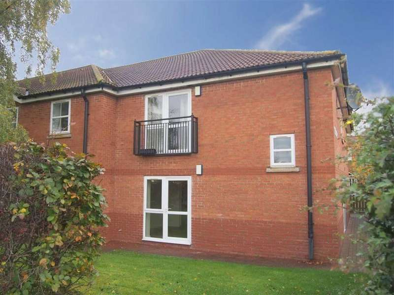 2 Bedrooms Apartment Flat for sale in Cheltenham Court, Middleton St George, Darlington