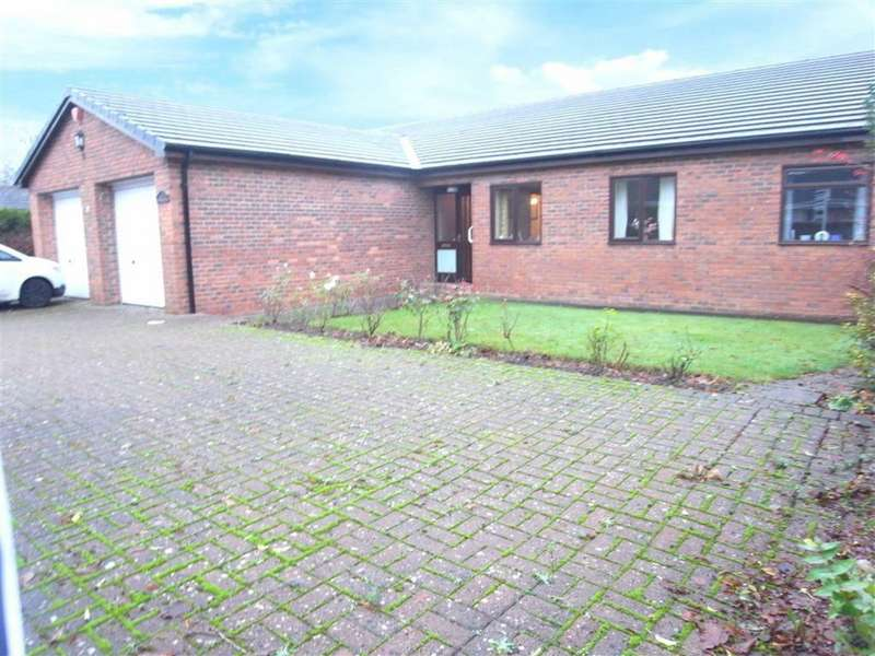 4 Bedrooms Detached Bungalow for sale in Pine Tree Grove, Middleton St George, Darlington
