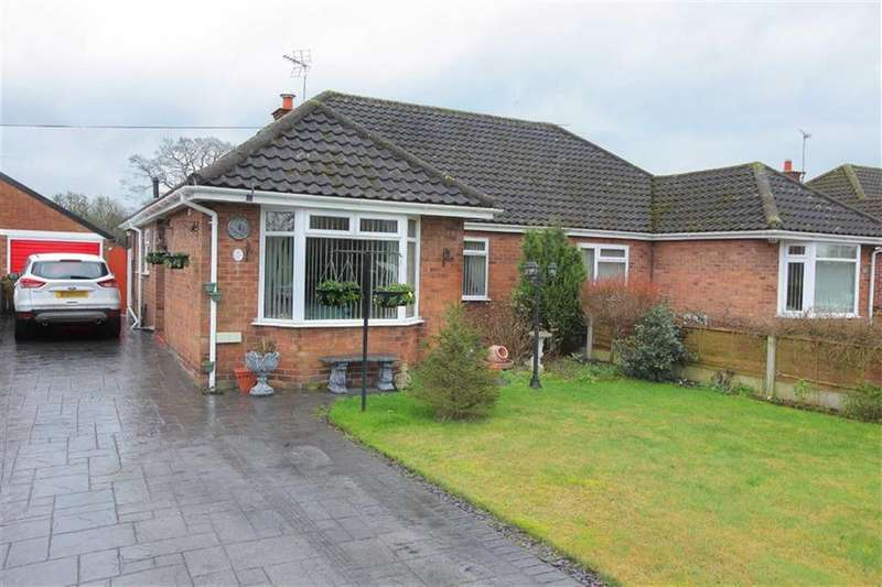 2 Bedrooms Semi Detached Bungalow for sale in Green Lane, Nantwich, Cheshire