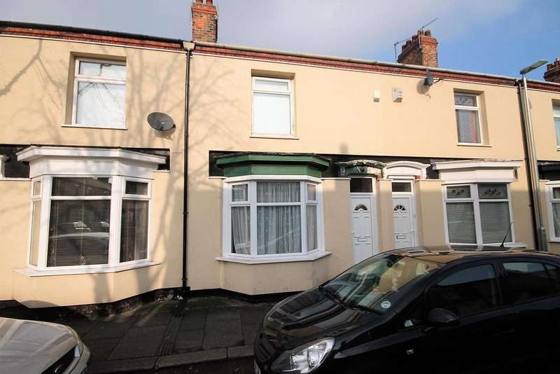 2 Bedrooms Terraced House for sale in Buckingham Road, Stockton-On-Tees