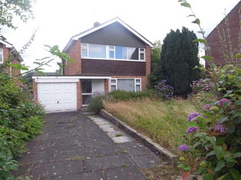 3 Bedrooms Detached House for sale in Lazenby Grove, Darlington