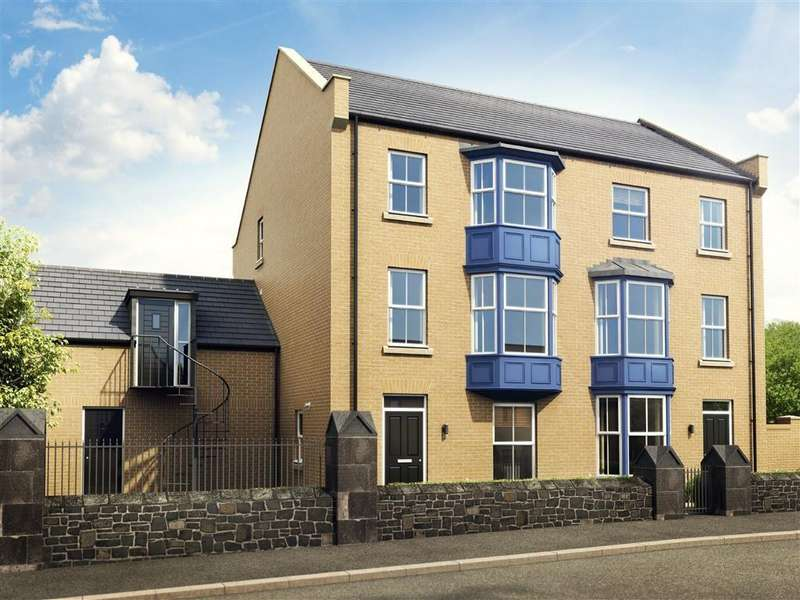 4 Bedrooms Town House for sale in St Bartholomew's Court, Newcastle Upon Tyne