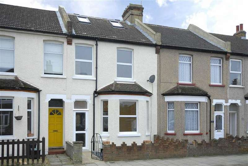 3 Bedrooms Terraced House for sale in Jackson Road, Bromley, Kent
