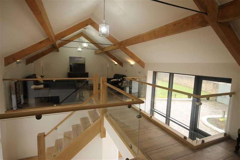 5 Bedrooms Barn Conversion Character Property for sale in Sheepcourt Barns, Bonvilston, Vale Of Glamorgan