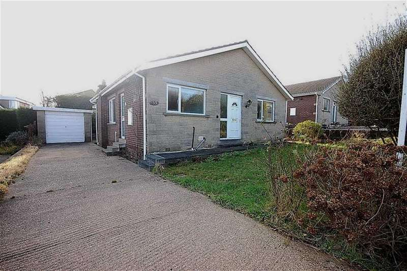 2 Bedrooms Detached Bungalow for sale in Gleneagles Way, Fixby, Huddersfield, HD2