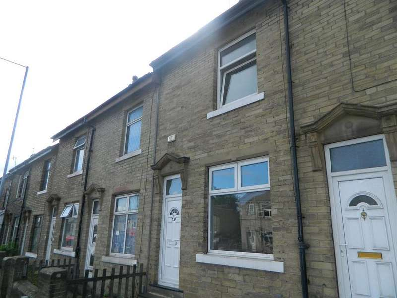 3 Bedrooms Terraced House for sale in Clayton Road, Lidget Green, Bradford, BD7 2RD