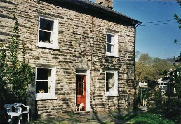 4 Bedrooms Semi Detached House for sale in Borth-Y-Gest, Borth-Y-Gest, Porthmadog, Gwynedd