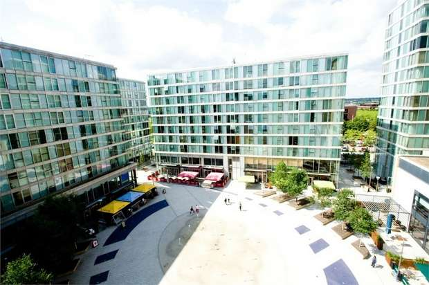 1 Bedroom Flat for sale in Staten House, The Hub, Milton Keynes