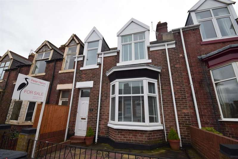 3 Bedrooms Terraced House for sale in General Graham Street, High Barnes, Sunderland
