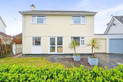 4 Bedrooms Link Detached House for sale in Cubert, Newquay, Cornwall