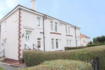 2 Bedrooms Flat for sale in Merchiston Street, Carntyne
