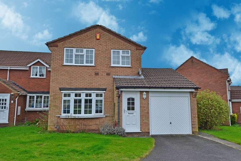 3 Bedrooms Detached House for sale in Rubery Lane, Rubery, Birmingham