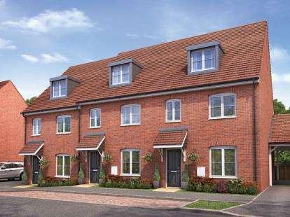 3 Bedrooms Terraced House for sale in Milton Keynes, Buckinghamshire