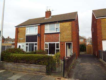 2 Bedrooms Semi Detached House for sale in Lothian Place, Blackpool, Lancashire, FY2