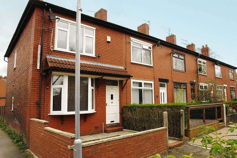 2 Bedrooms End Of Terrace House for sale in Spring Terrace, Chadderton