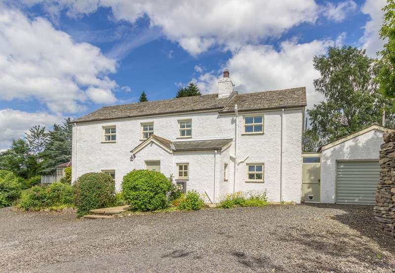 4 Bedrooms Cottage House for sale in Rose Cottage, Bonningate, Kendal