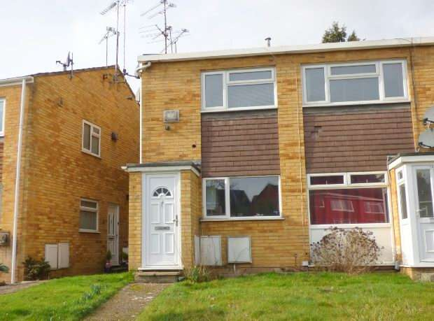 2 Bedrooms Flat for sale in Lower Elmstone Drive, Tilehurst, Reading,