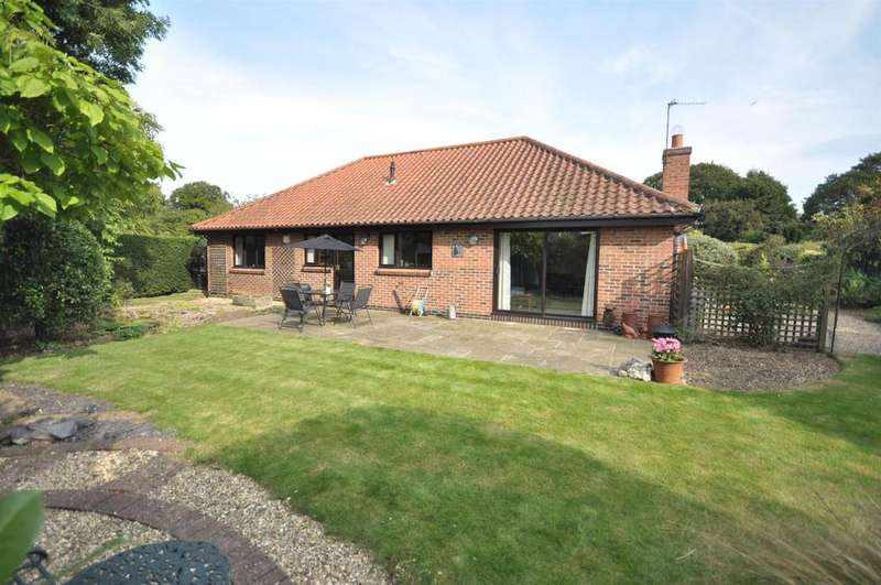 4 Bedrooms Detached Bungalow for sale in Sunbeam Street, Whatton In The Vale