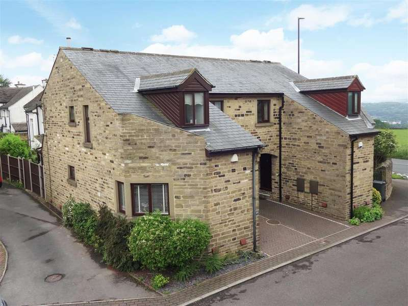 3 Bedrooms Semi Detached House for sale in Belgrave Mews, Rawdon