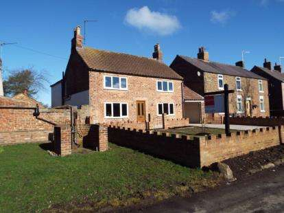 4 Bedrooms Link Detached House for sale in Water End, Brompton, Northallerton