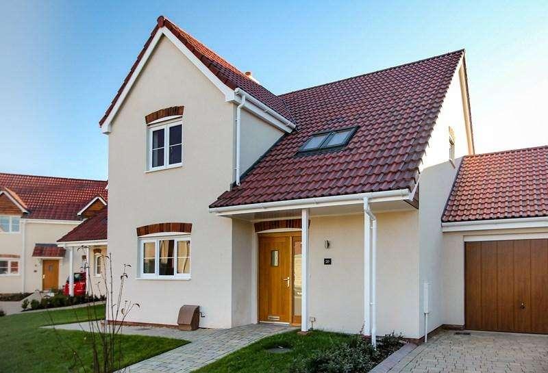 3 Bedrooms Detached House for sale in Brookside Drive, Farmborough, Bath