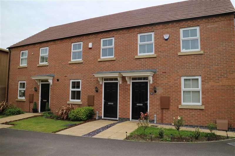 3 Bedrooms Town House for sale in Sunstone Grove, Sutton In Ashfield, Notts, NG17