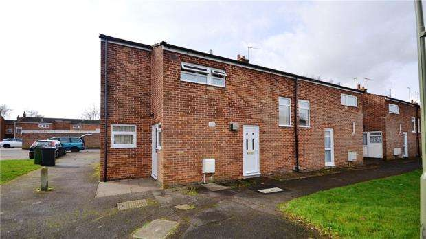 3 Bedrooms End Of Terrace House for sale in Butler Close, Basingstoke, Hampshire