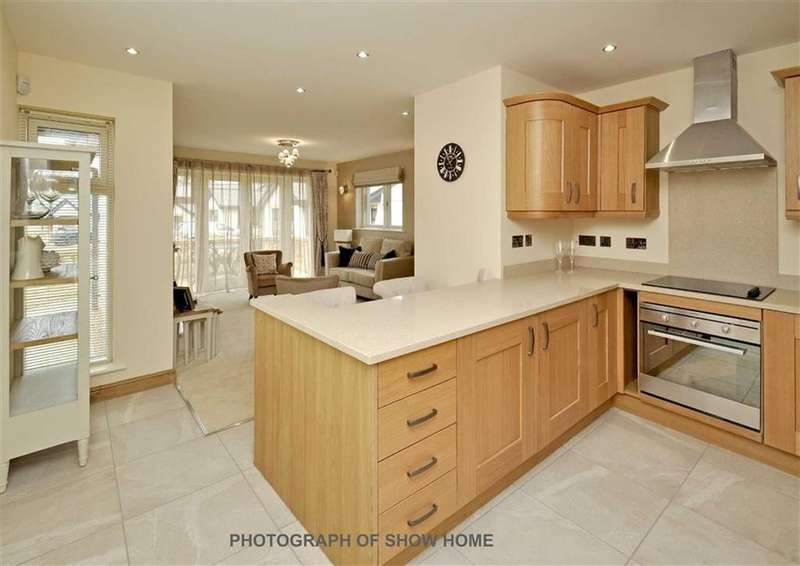 2 Bedrooms Semi Detached Bungalow for sale in 12, Bradeney Drive, Worfield, Bridgnorth, Shropshire, WV15