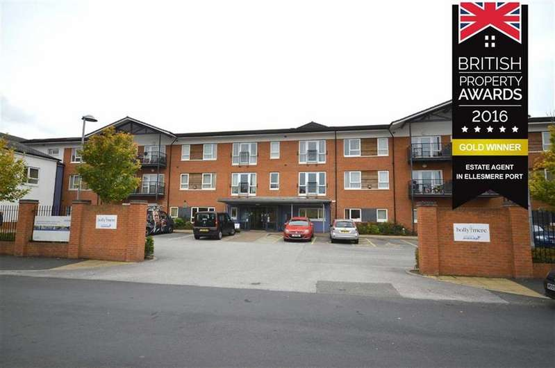 2 Bedrooms Retirement Property for sale in Hollymere, New Grosvenor Road, Ellesmere Port