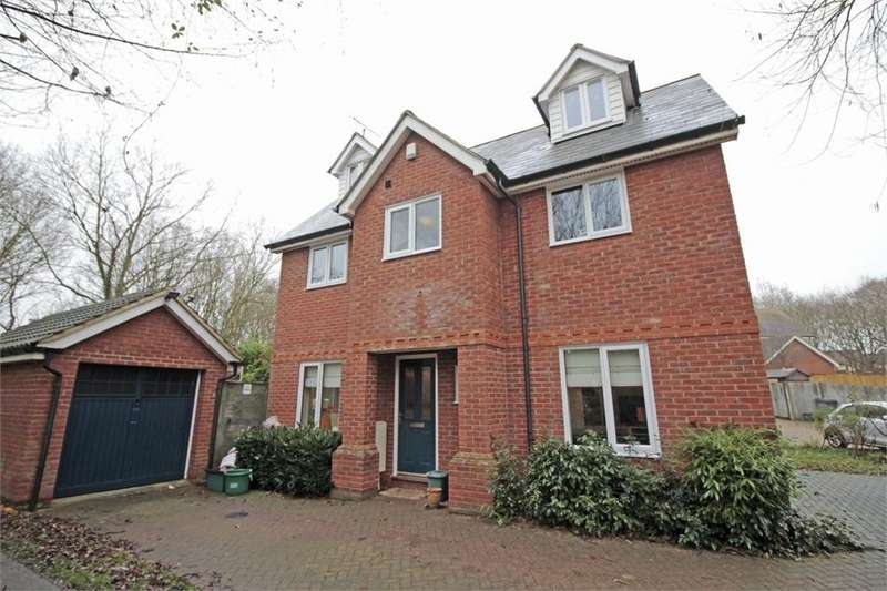 5 Bedrooms Semi Detached House for sale in Southgate Crescent, Tiptree, COLCHESTER, Essex