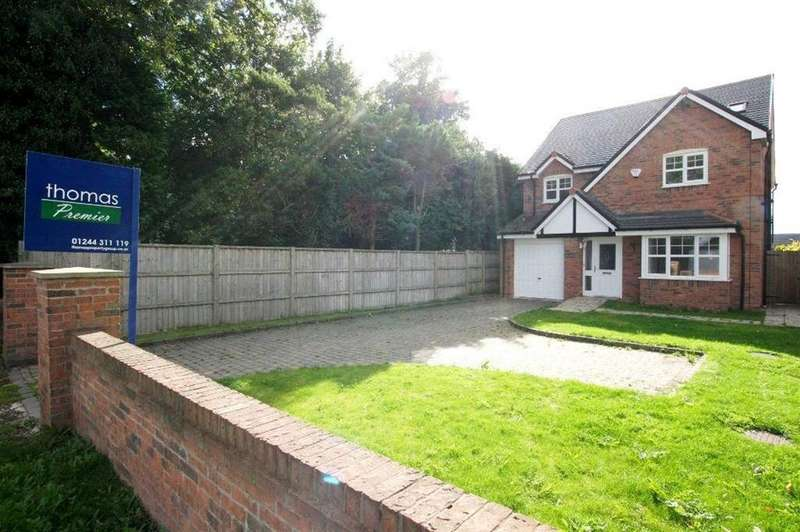 5 Bedrooms Detached House for sale in Brown Heath Road, Christleton