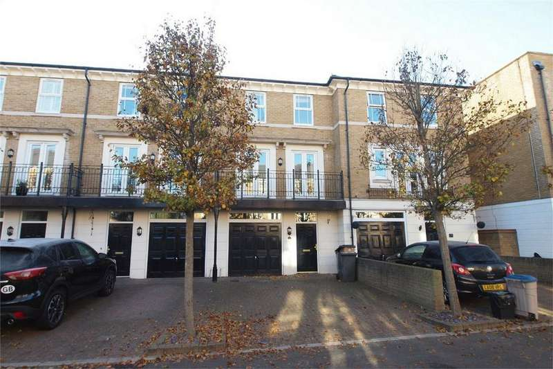 4 Bedrooms Town House for sale in Whitstone Lane, Langley Waterside, Beckenham, Kent