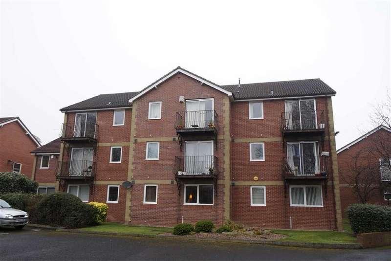 2 Bedrooms Flat for sale in Deneside Court, Newcastle Upon Tyne, NE2