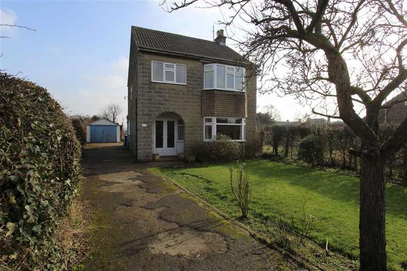 3 Bedrooms Detached House for sale in Back Street, Burton Fleming, East Yorkshire, YO25
