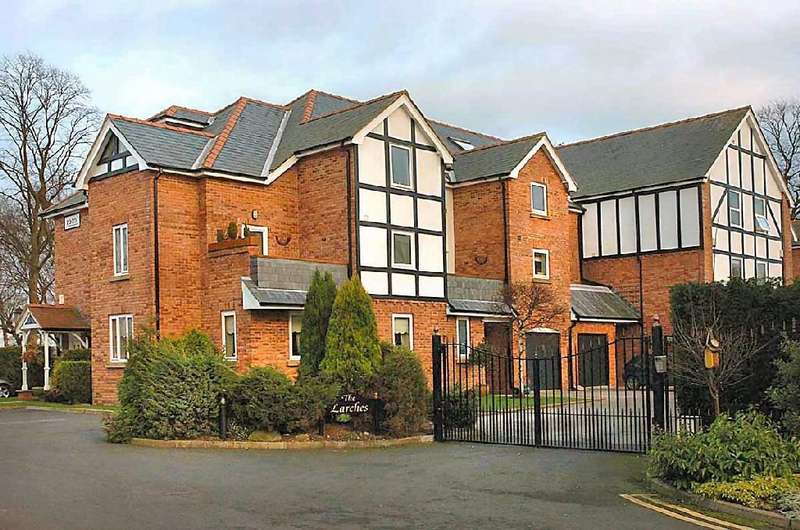 2 Bedrooms Apartment Flat for sale in The Larches, Warford Park, Mobberley