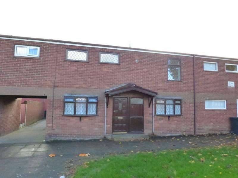 3 Bedrooms Terraced House for sale in Charnock, Skelmersdale, WN8