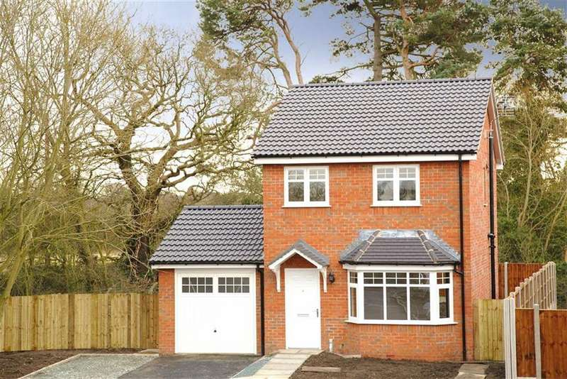 3 Bedrooms Detached House for sale in Plot 15, Oakwood Grange, Weston Road, Oswestry, SY10