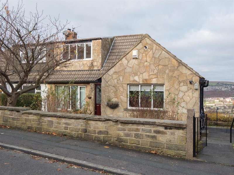 3 Bedrooms Semi Detached House for sale in Low Ash Drive, Shipley, BD18 1JH