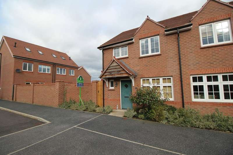 3 Bedrooms Semi Detached House for sale in Stirling Lane, Scawthorpe, Doncaster, DN5