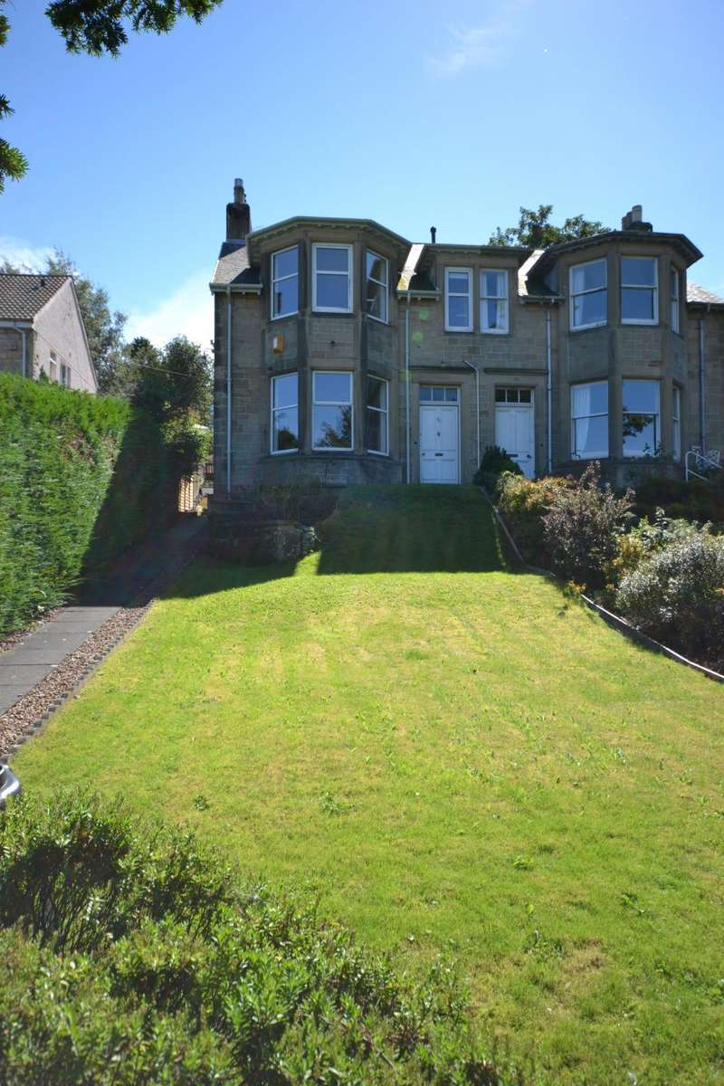 3 Bedrooms Semi Detached House for sale in 96, Weensland Road Hawick, TD9 9PQ