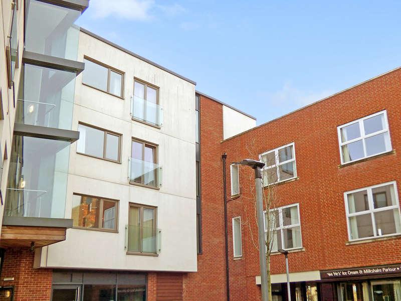 2 Bedrooms Apartment Flat for sale in Bythesea Road, Trowbridge